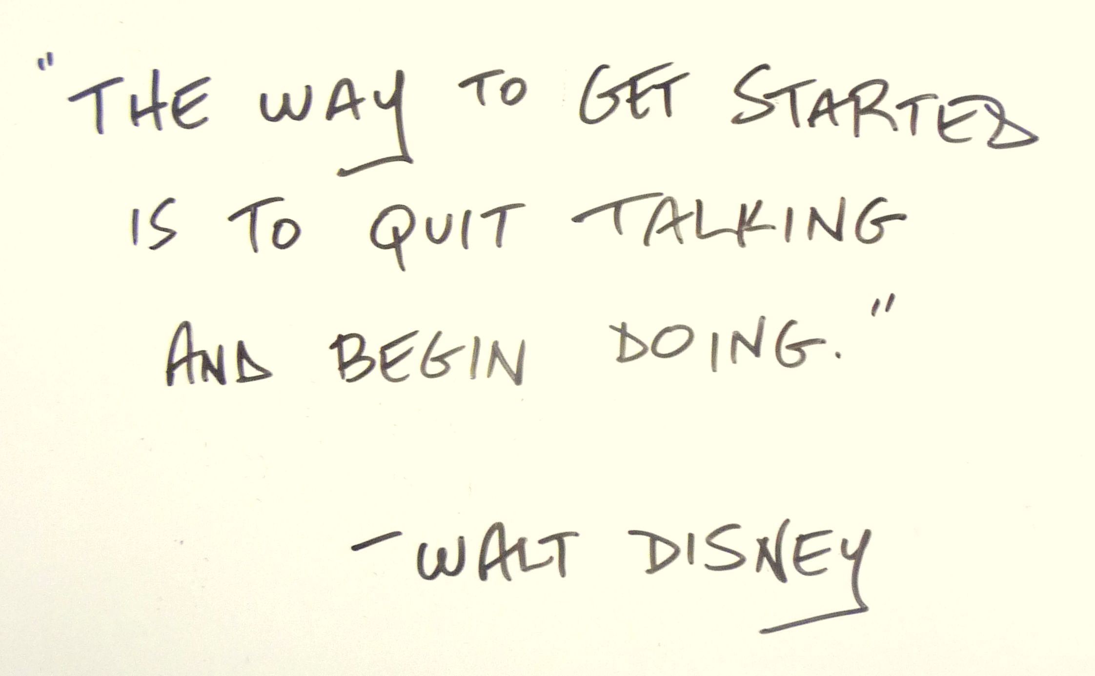 Quote of the Week: Getting started | Personal Best Fitness ...